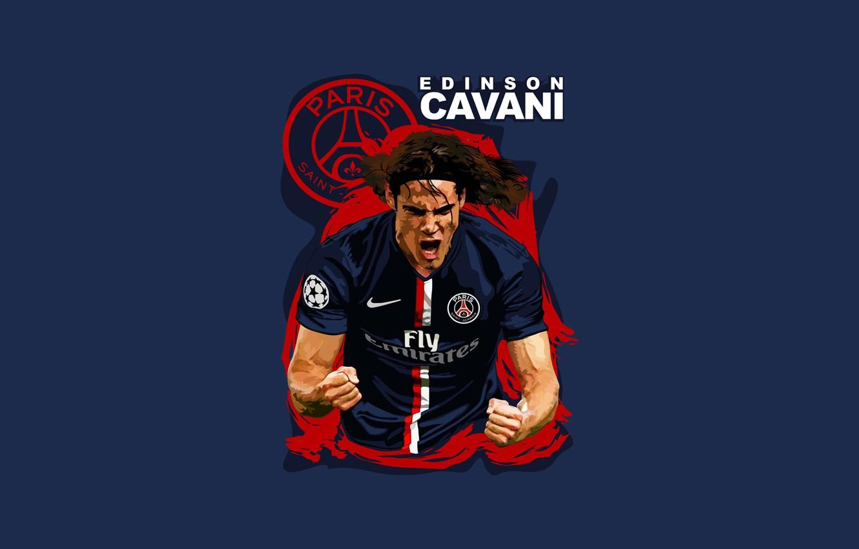 Oboi Soccer Psg Edinson Cavani Paris Saint Germain Kartinki Na Rabochij Stol Razdel Minimalizm Skachat