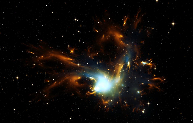 Обои space, universe, stars, background, вселенная. Абстракции foto 18