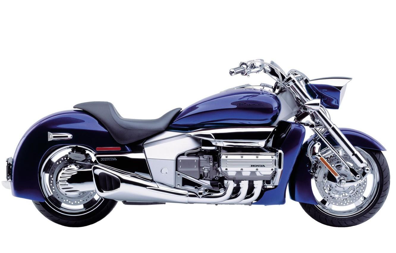 Фото обои фон, Мотоциклы, HONDA, фиолетовый мотоцикл