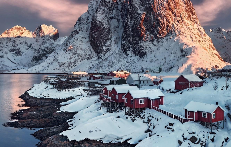 пейзажи норвегии фото можно