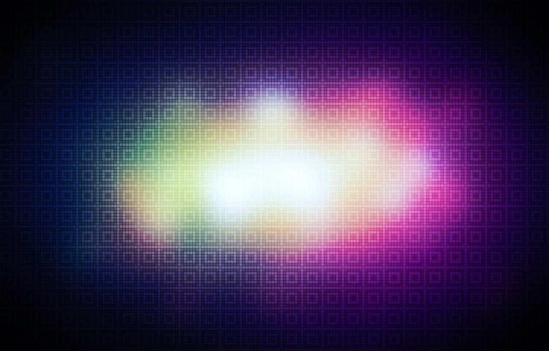 Обои свет, квадрат, краски. Абстракции foto 6
