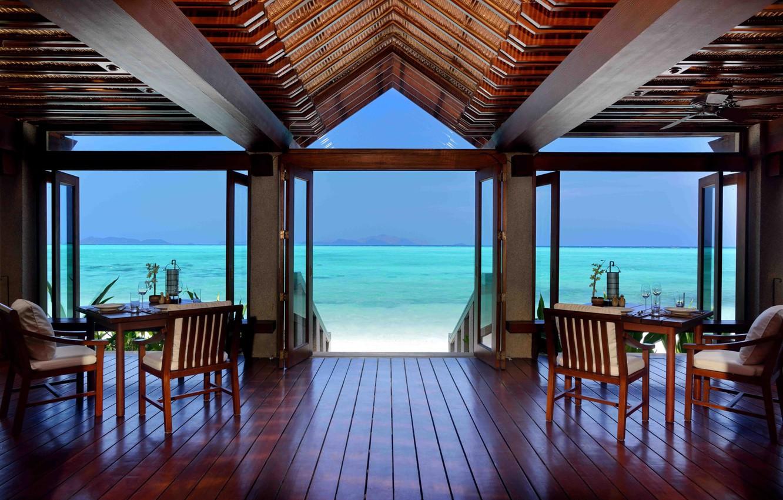 Картинки ресторан у моря