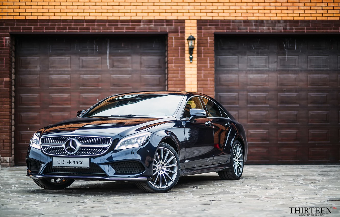 Фото обои машина, авто, CLS, Mercedes, Benz, auto, photography, Thirteen