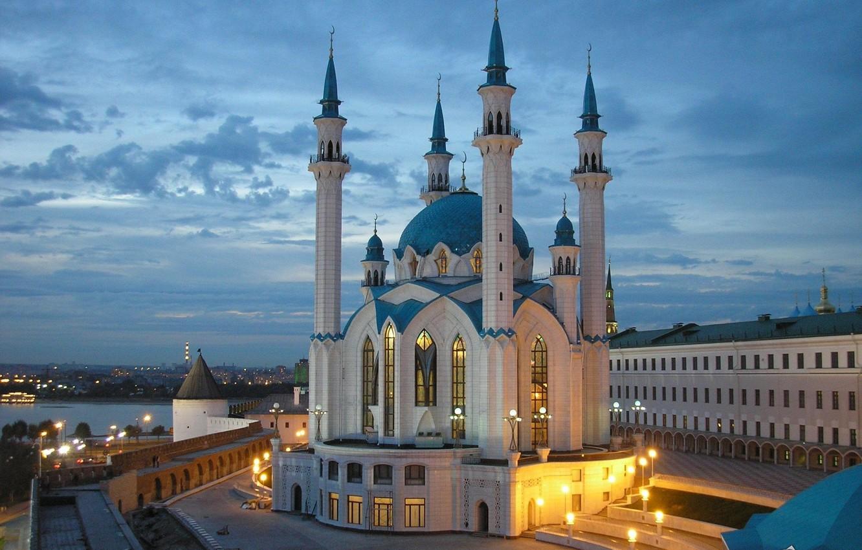 Обои Татарстан, кул шариф, мечеть, Казань. Города foto 6