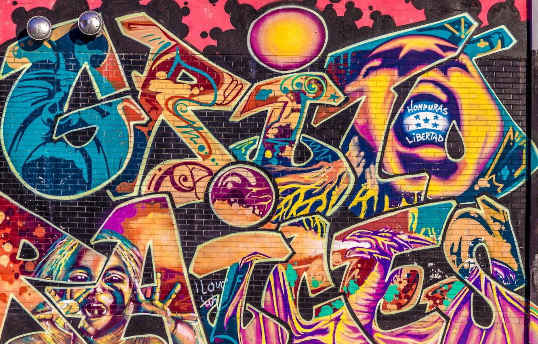 Обои графити. Текстуры foto 6