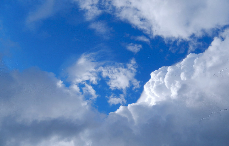 Обои Облака, Облака. Разное foto 8