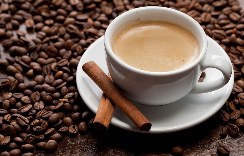 Обои мешок, блюдце, белая, палочки, зерна, кофе. Разное foto 9