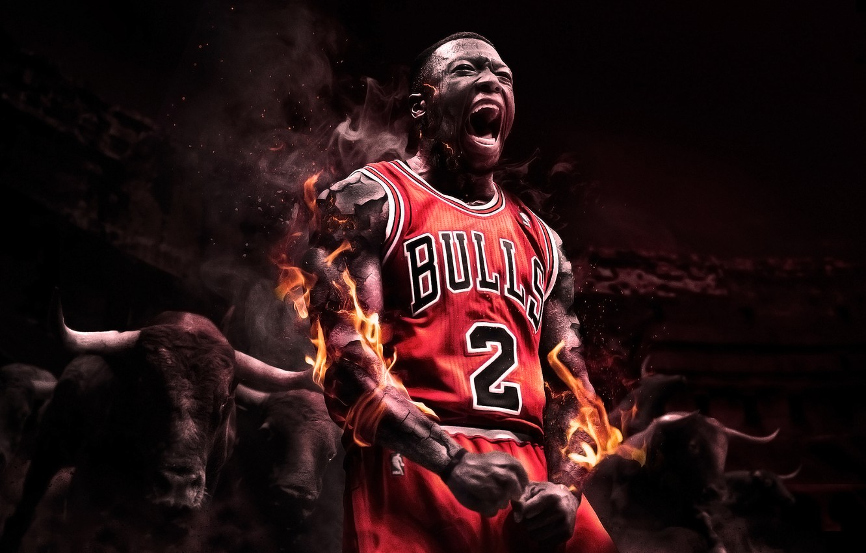 Фото обои Спорт, Баскетбол, NBA, Chicago Bulls, Игрок, Nate Robinson, Нейт Робинсон