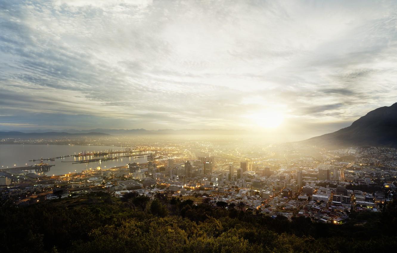 Фото обои ЮАР, Cape Town, Кейптаун