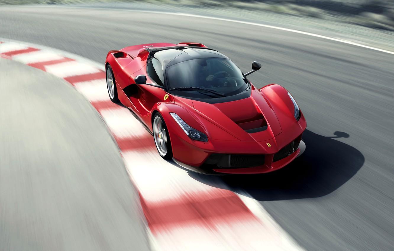 Фото обои Ferrari, феррари, FXX, 2015