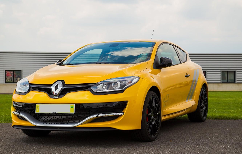 Фото обои Renault, 275, Trophy-R, Mégane. R.S.