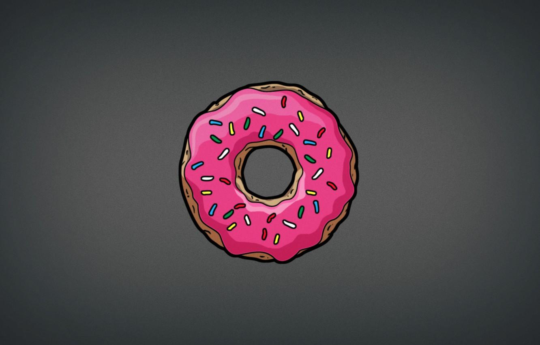 фигура, для картинки с пончиками на рабочий стол готовых фотографий
