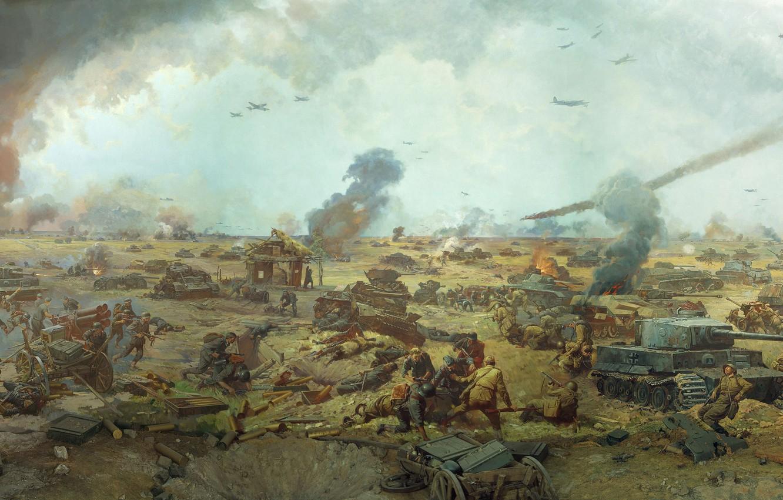 Фото обои смерть, война, поле боя