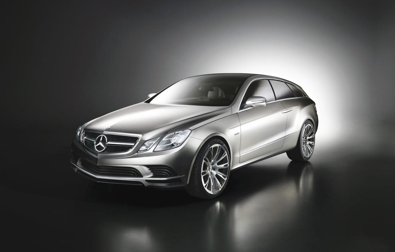 Фото обои Mercedes-Benz, концепт, Fascination