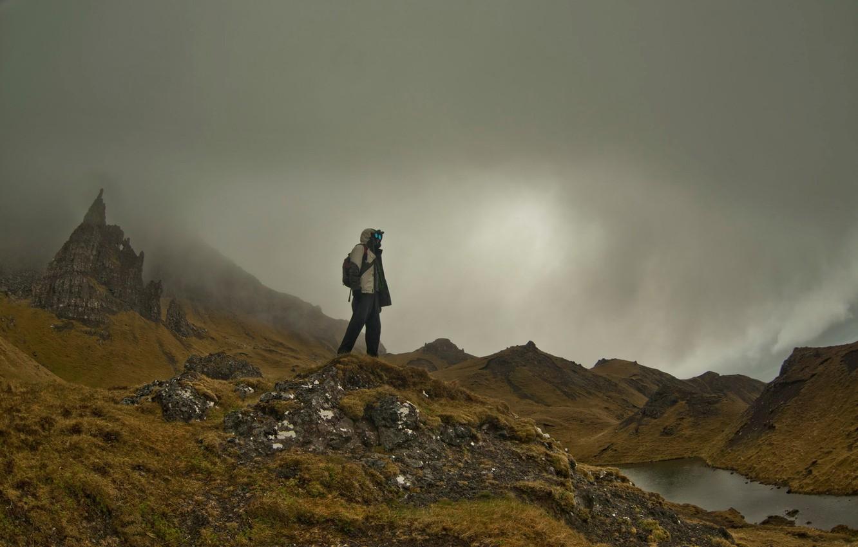 Фото обои арт, Романтика апокалипсиса, Alexiuss, Isle of Skye, Romantically apocalyptic
