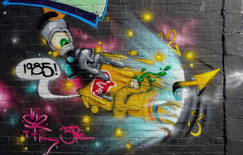 Обои фон, stena, graffiti. Разное foto 7