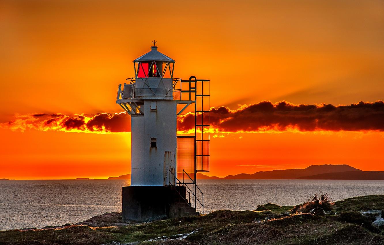 фото морских маяков