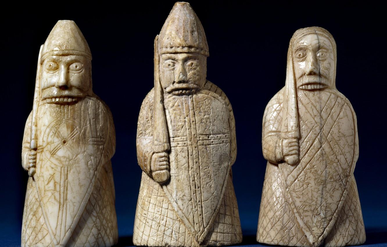Обои фигуры, Ancient, Шахматы, Chess, шахматные, древние. Разное foto 6