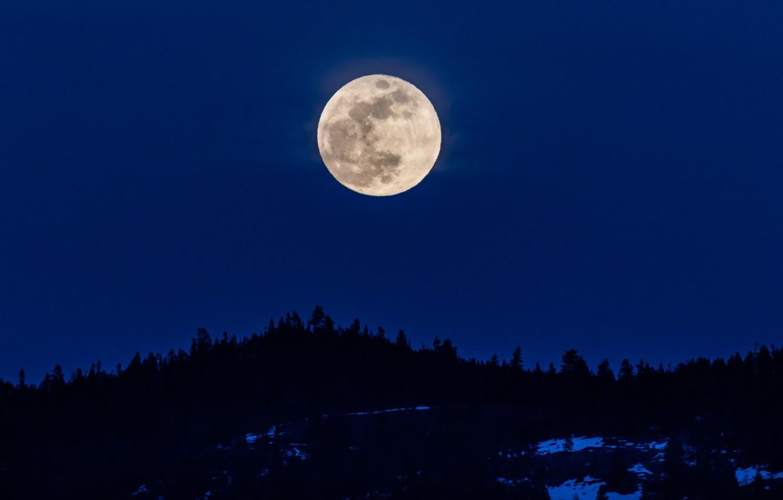 Посмотреть фото луны