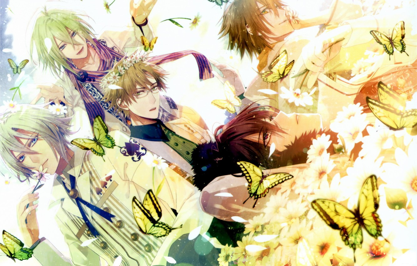 Image Result For Amnesia Anime Iphone Wallpaper