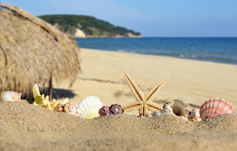 картинки на рабочий стол лето море пляж крым острове