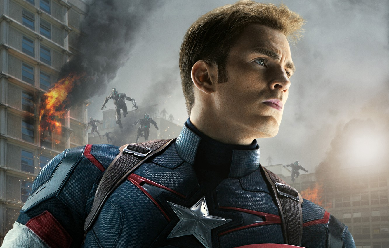 Обои Крис эванс, chris evans, мстители, steve rogers, captain america, the avengers. Фильмы foto 11