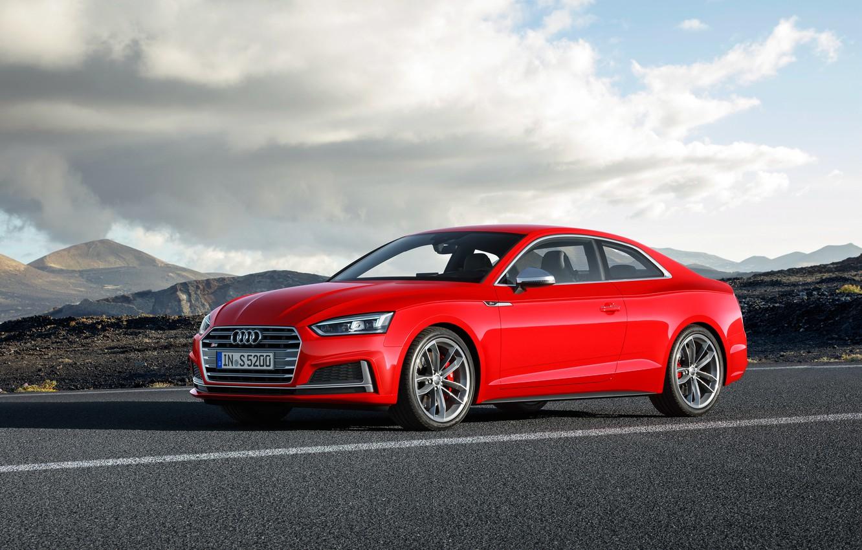 Фото обои Audi, ауди, купе, Coupe