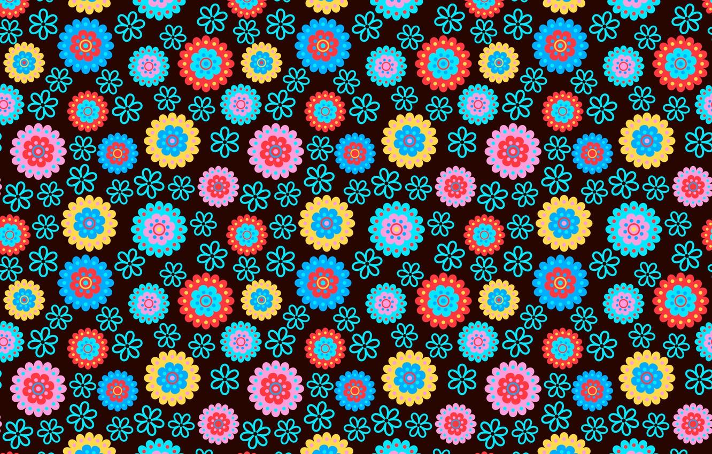 Красивые узоры картинки разноцветные