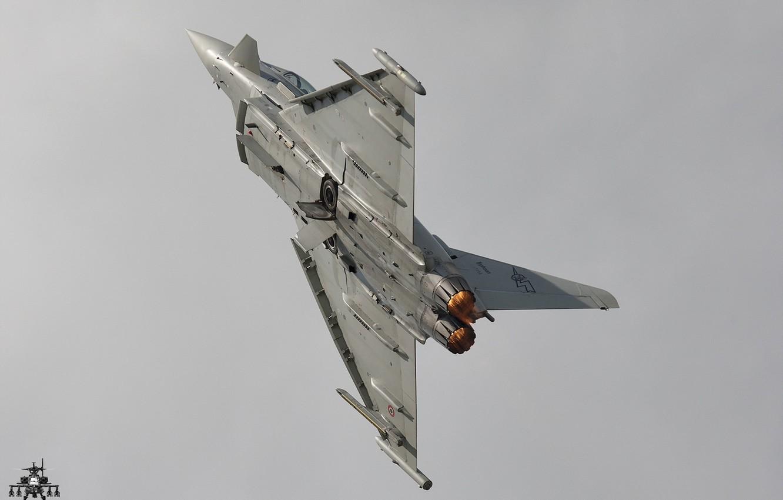 Фото обои оружие, Italian Air Force, Eurofighter F-2000A Typhoon
