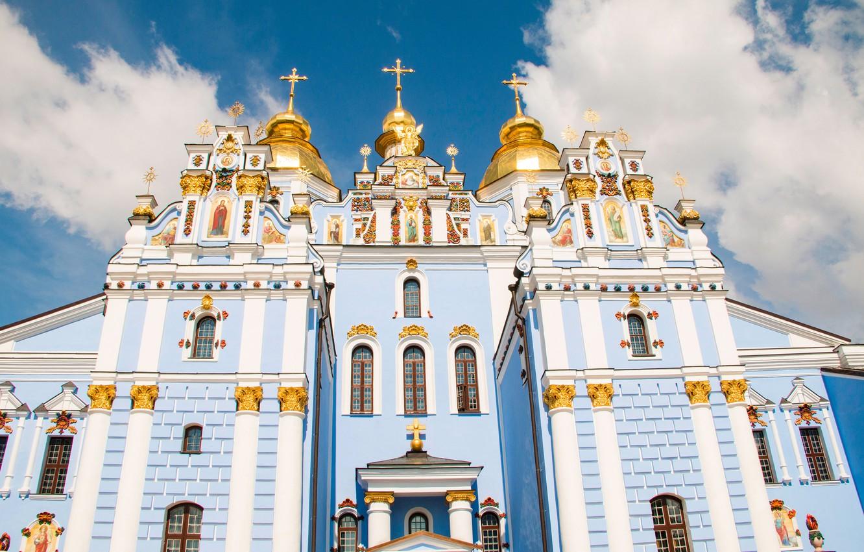 Обои церковь, купол. Города foto 15