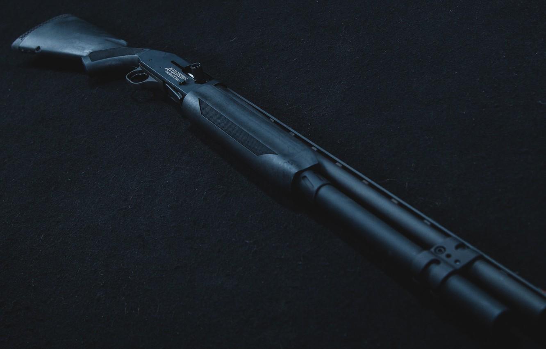 Фото обои оружие, ружьё, помповое, Mossberg 930