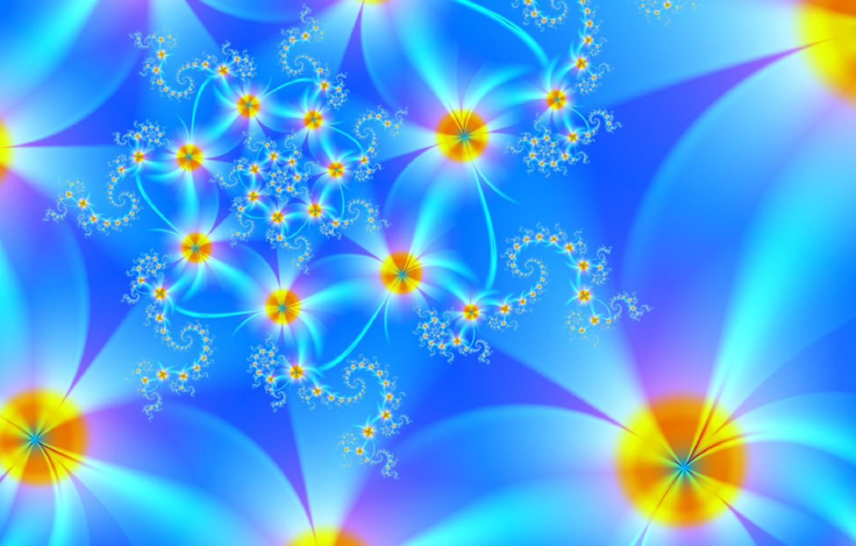 Обои спираль, узор, свет, Цвет. Абстракции foto 15