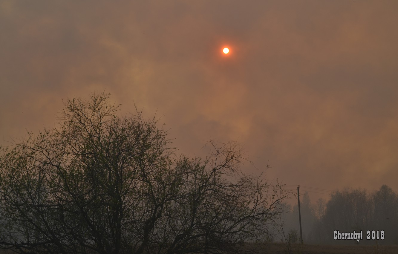 Фото обои пожар, fire, Чернобыль, Chernobyl, Chernobyl nuclear power plant, ЧАЕС