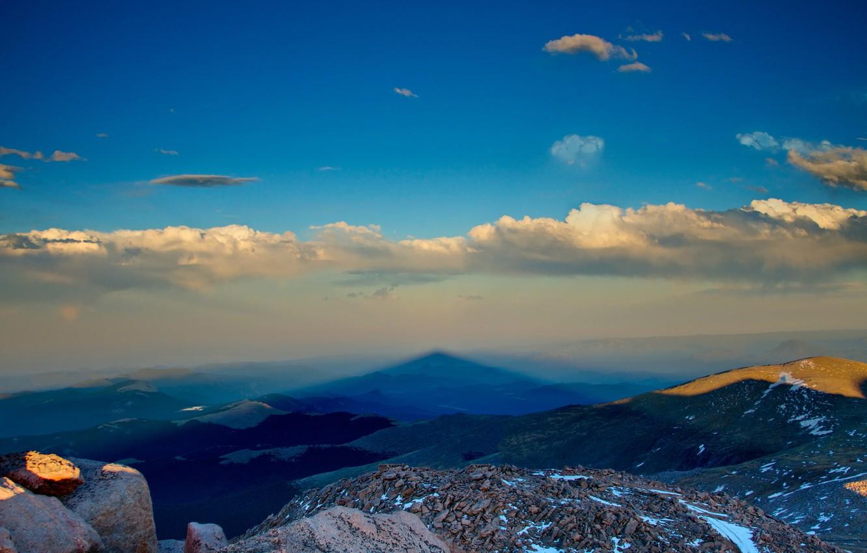 фотографии с горы небо вот почему