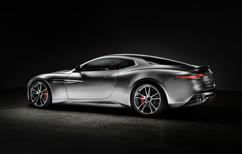 Фото обои Aston Martin, астон мартин, Thunderbolt, 2015, Galpin