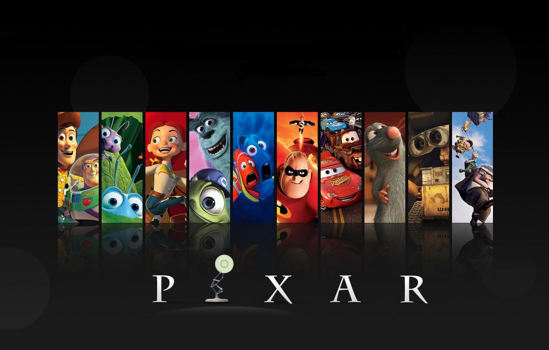 обои мультфильмы Pixar пиксар картинки на рабочий стол