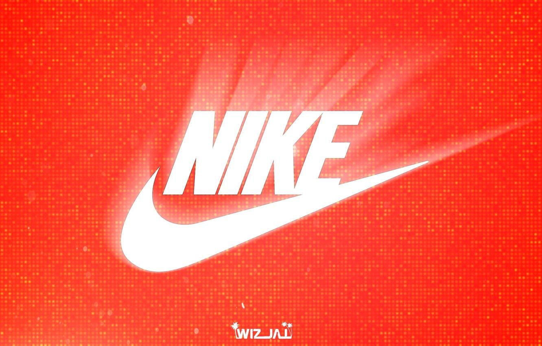 Фото обои логотип, logo, найк, nike