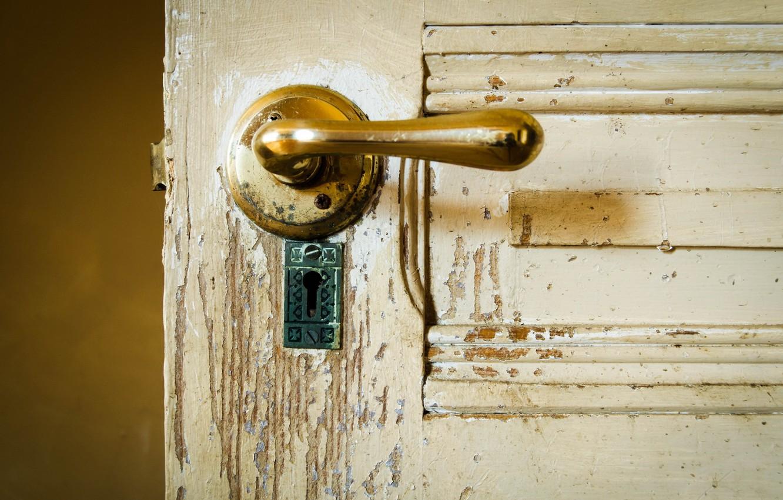 Обои Дверь, комната. Разное foto 11