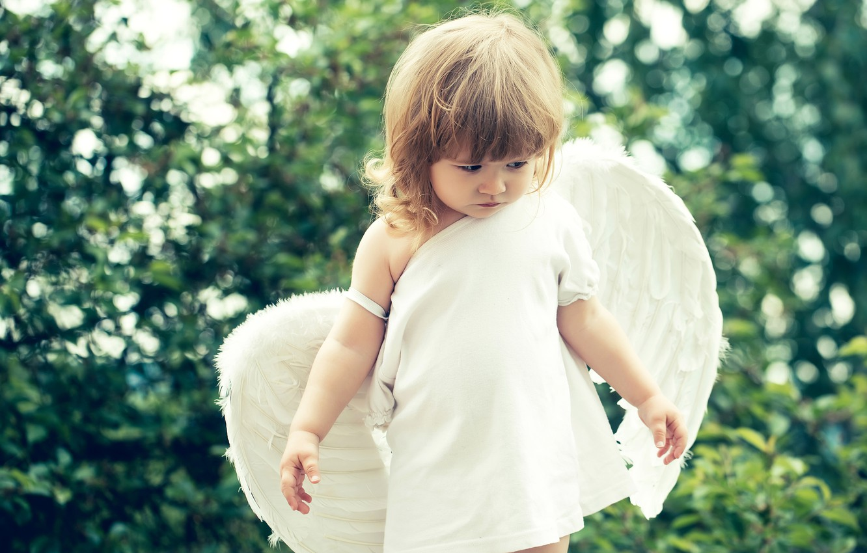 фото ангелочка с крыльями многие