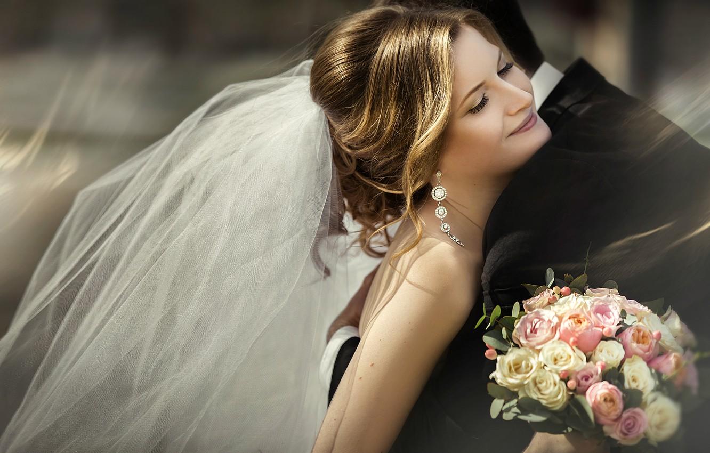 Картинка самая красивая невеста с надписями