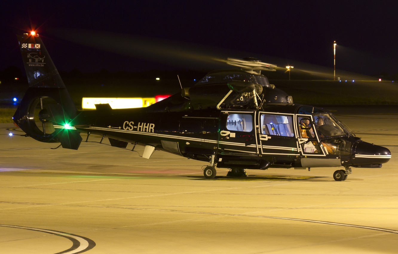 Обои sa-365n1, многоцелевой, Eurocopter. Авиация foto 7