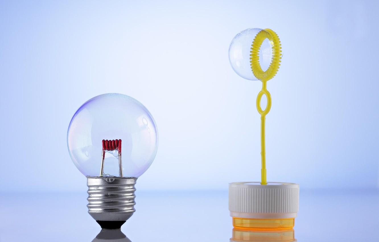 Обои лампочка, свет, цоколь. Разное foto 7