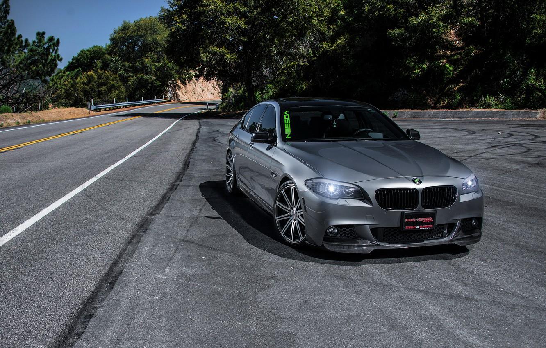 Фото обои car, tuning, bmw m5, автообои