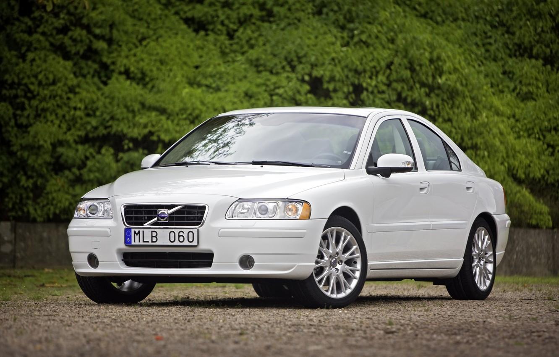 Фото обои auto, s60, volvo, вольво, авто с машинами
