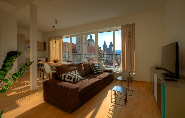 Фото обои Prague, Czech, apartments
