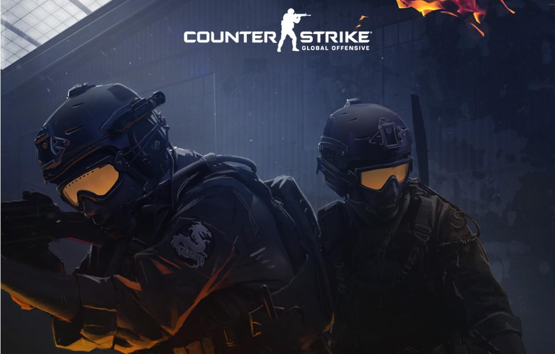 Фото обои Counter Strike, Weapons, Man, Stripe, CS GO, Counter Strike Global Offensive, Counter Terrorist, Operation Wilofire, …