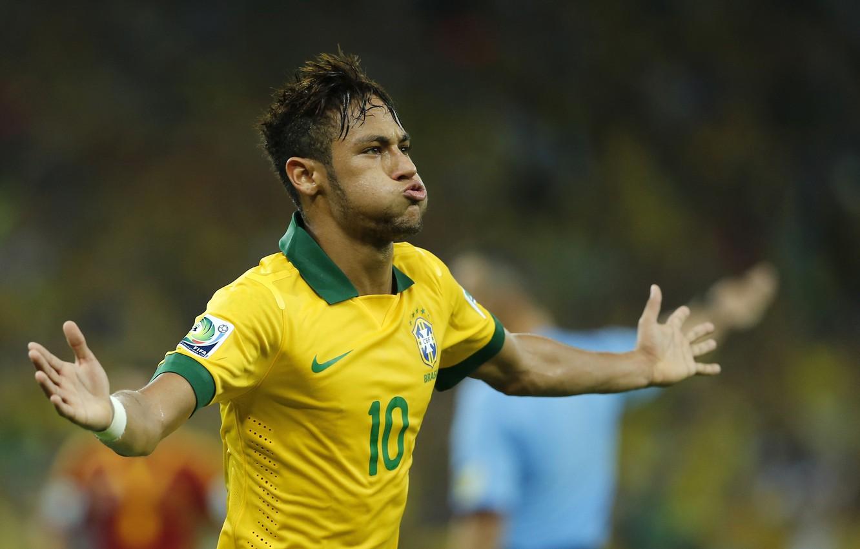 Футбол бразилия сантос неймар