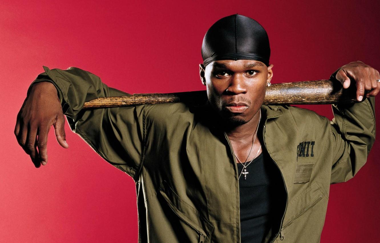 Фото обои рэпер, Rap, 50 cent