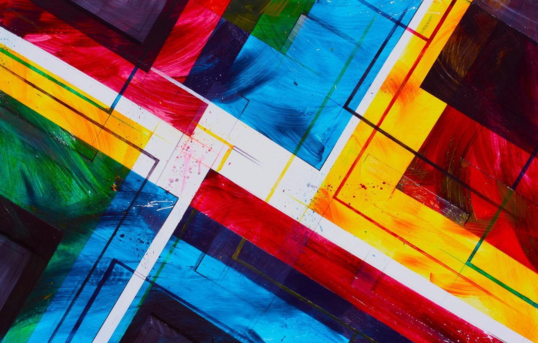 Обои абстракция, Цвет, форма. Абстракции foto 12