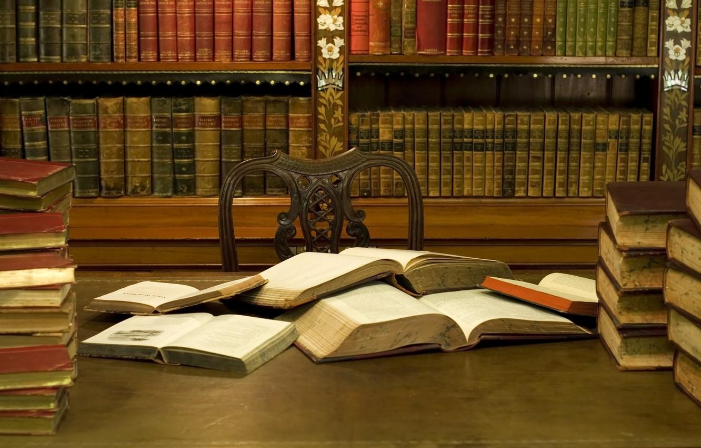 Обои книги, разные, библиотека. Разное foto 14
